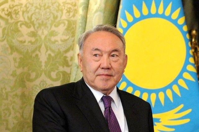 Назарбаев поздравил Единую Россию с победой на выборах в Думу