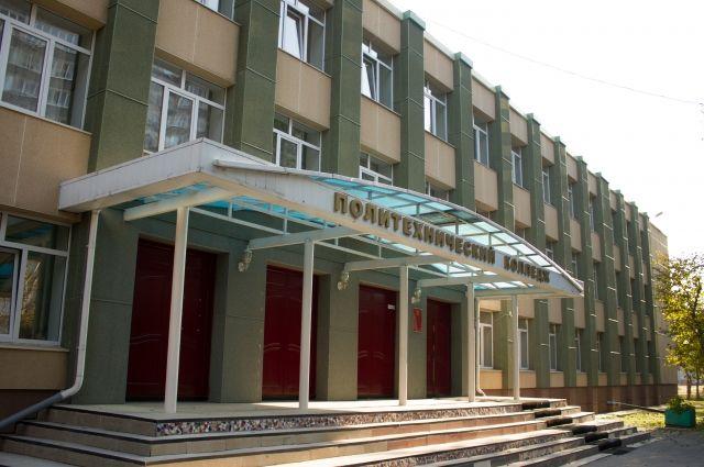 Политехническое отделение МПК ТИУ.