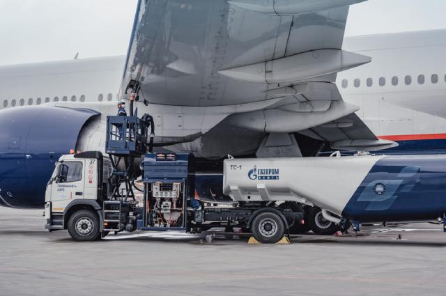 «Зеленое» топливо. Договор о сотрудничестве «Газпром нефти» и «Аэрофлота»