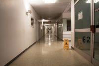 В итоге супруг пациентки задержан полицией, проводившей прием врач находится на больничном