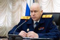 Скорее всего Бастрыкин имел ввиду недавний случай в Краснотуранске.