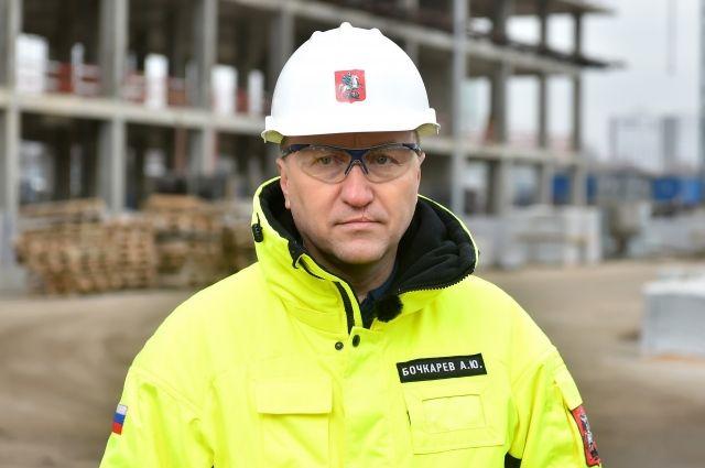Бочкарев рассказал о строительстве жилья у нового участка «красной» ветки