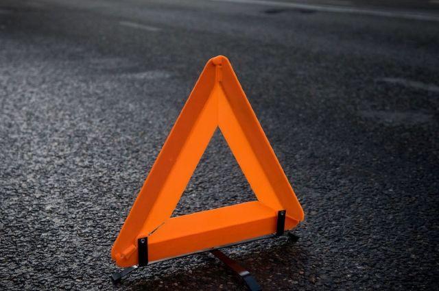 В Оренбурге в тройном ДТП пострадали два несовершеннолетних жителя областного центра.