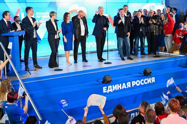 Позиции укрепились. Прогноз ВЦИОМ по Единой России оказался точным