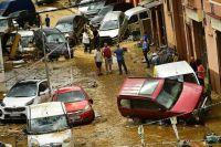 В Испании произошло наводнение: ливни уничтожили урожаи