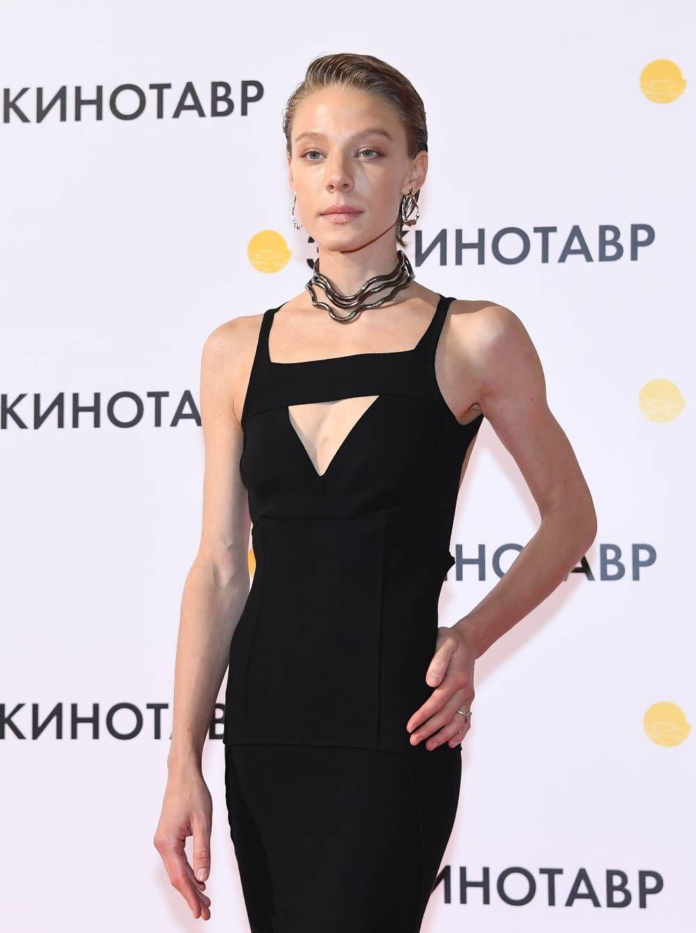 Алена Михайлова.