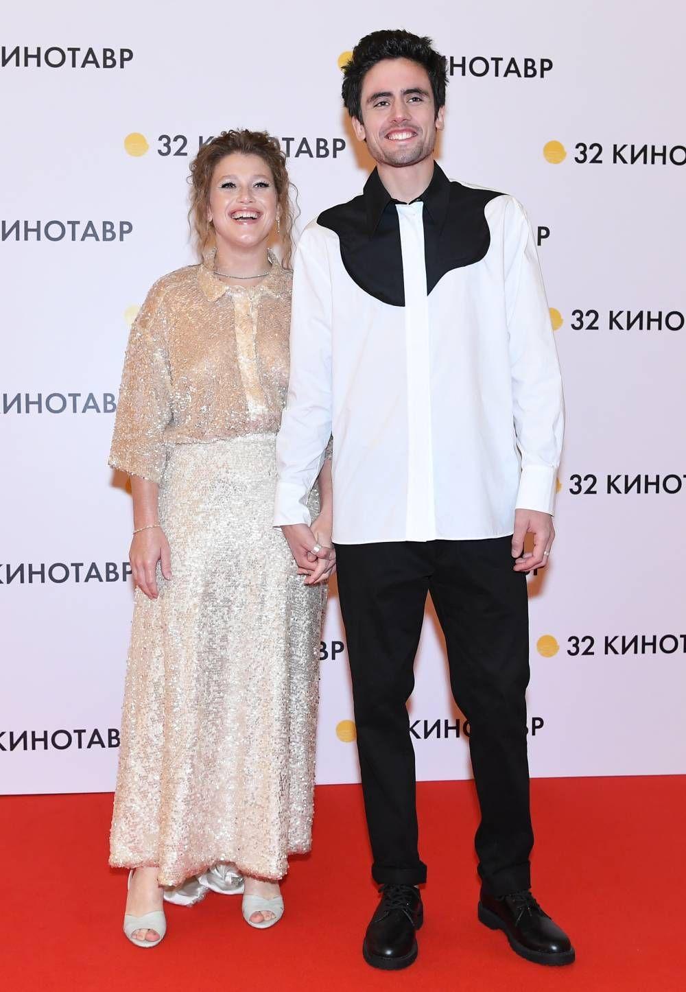 Варвара Шмакова и Даниил Радлов.