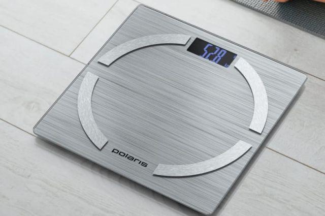 Умные весы Polaris PWS 1886 IQ Home помогут контролировать процесс похудения.