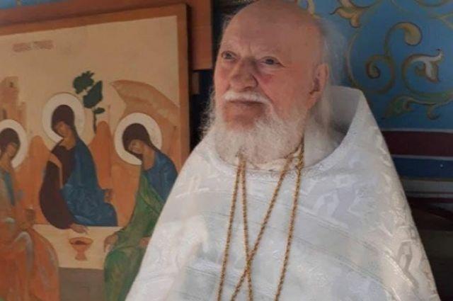 Оренбургская епархия сообщила о смерти протоирея Григория Петренко.