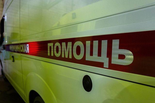 Женщина и двое детей пострадали в массовом ДТП на МКАД в Москве
