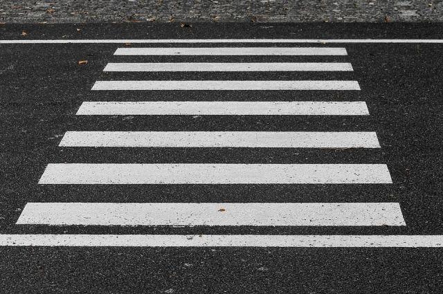 Жесткое ДТП с участием пешеходов произошло на зебре.