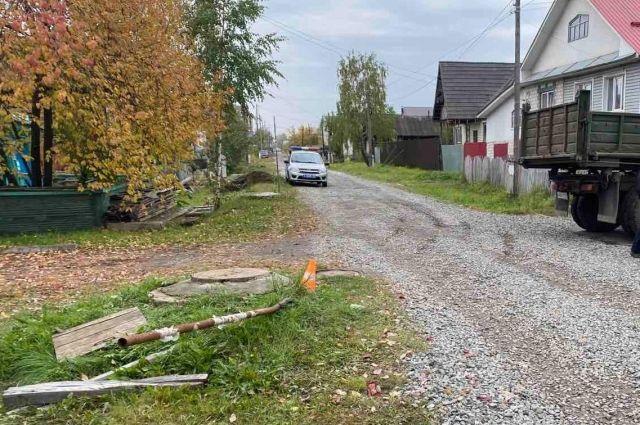 14-летний водитель сбил пешехода в Ижевске