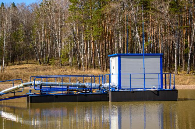 Водные процедуры. Какие объекты строятся по проекту «Чистая вода»?