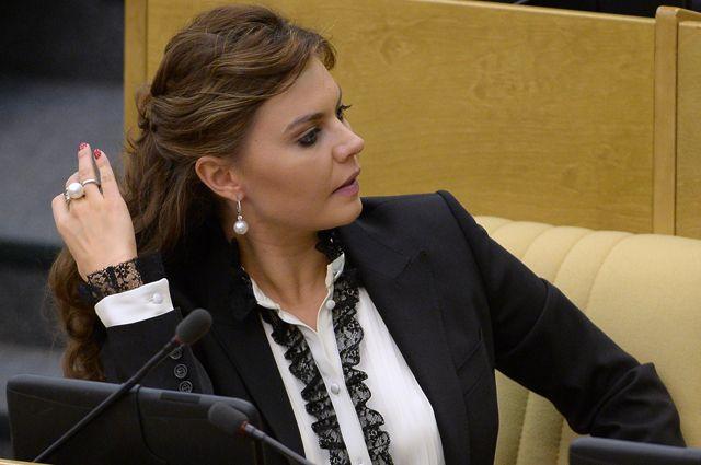 Оценка ситуации. Алину Кабаеву поддержала Ирина Слуцкая