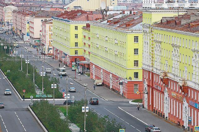 Норильск должен полностью приобразиться к 2035 году.