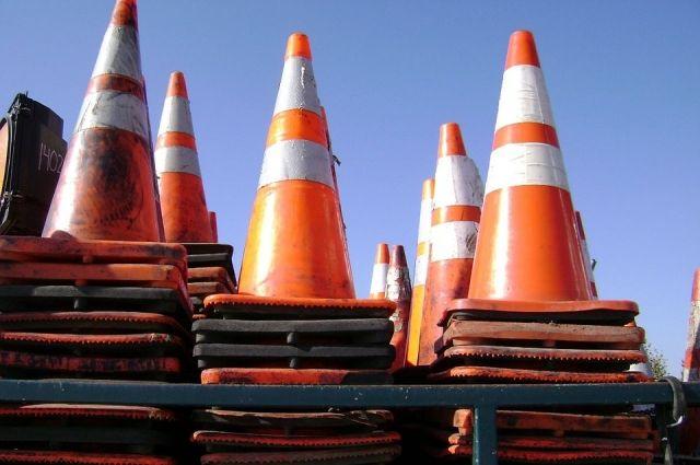 В Лабытнанги отремонтировано рекордное количество дорожных участков