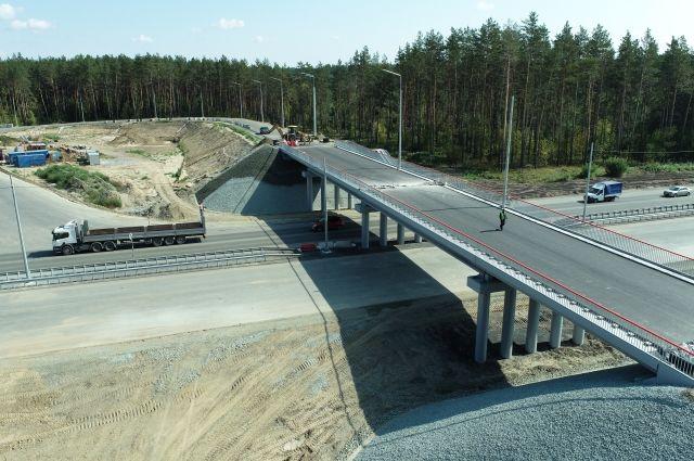 В Алтайском крае продолжают расширять главную автомобильную артерию региона – трассу Р-256.
