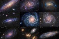 Галактики - объекты для наблюдений в экспедиции Desert Stars - 6