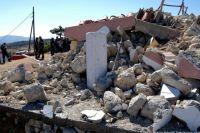 На Крите произошло еще одно землетрясение.