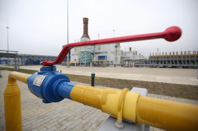Компрессорная станция системы газопроводов «Турецкий поток».