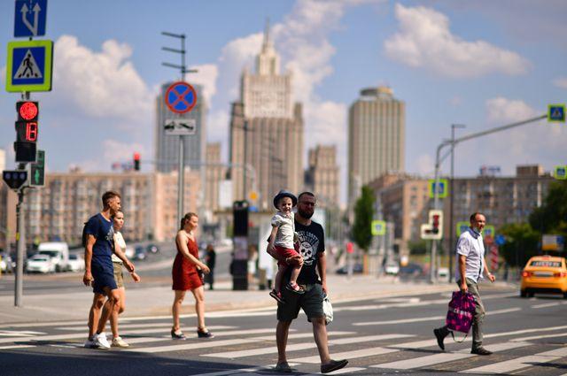 У культурных пешеходов дети вырастают дисциплинированными водителями.