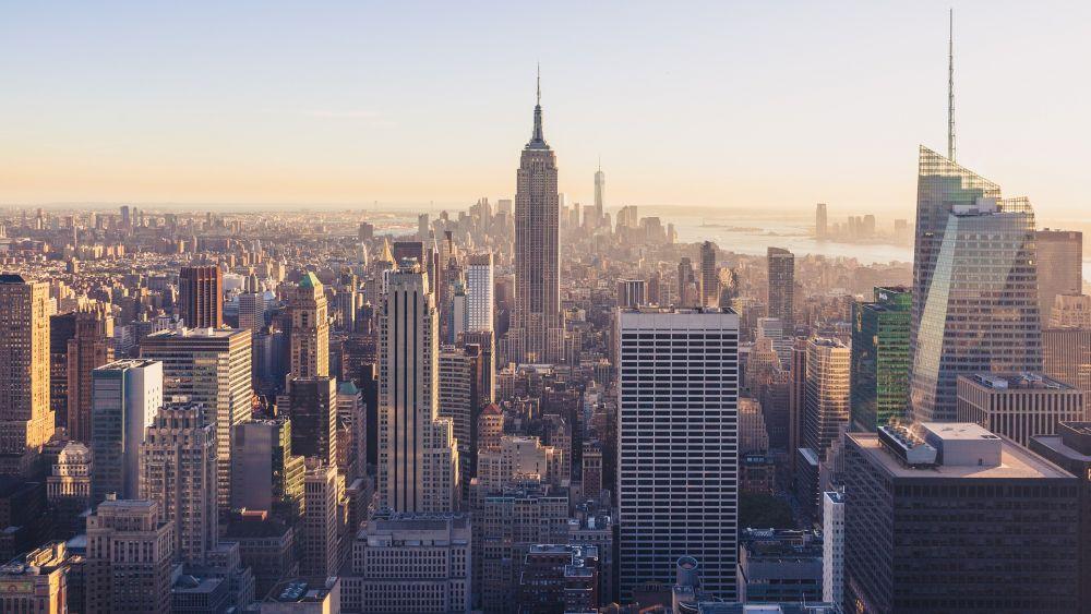 3 место — Нью-Йорк