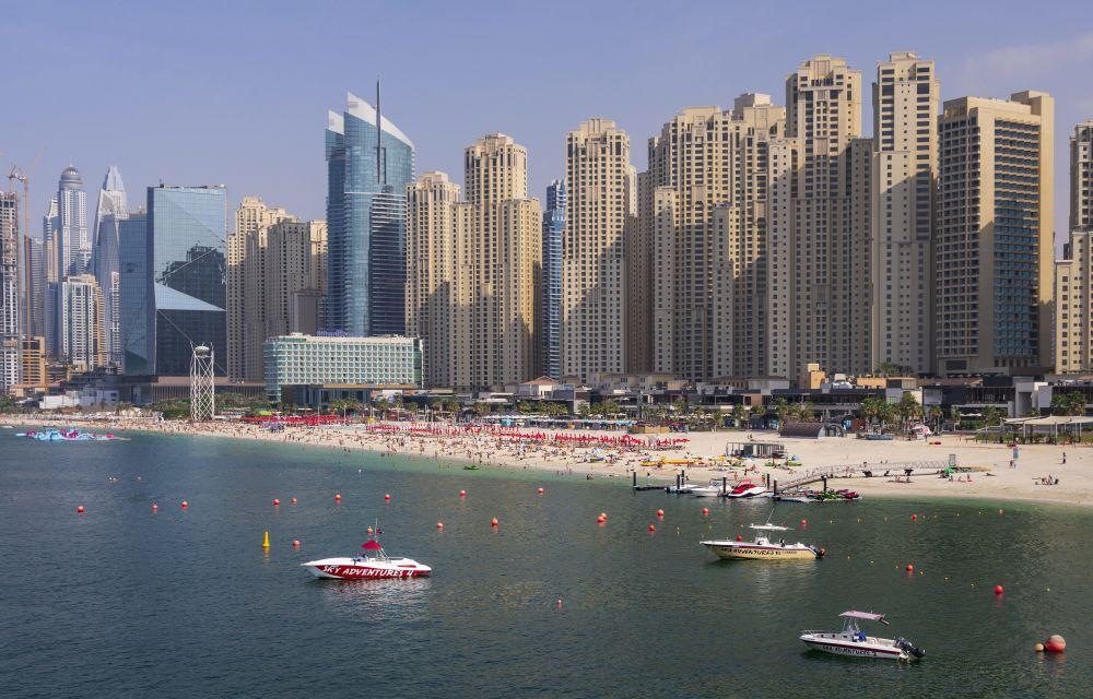 5 место — Дубай