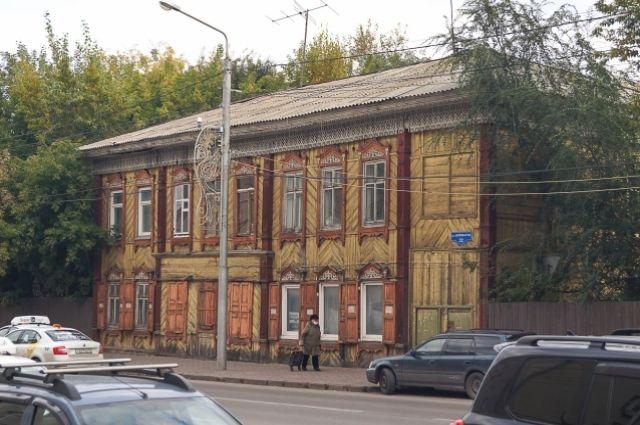 История здания на Вейнбайума, 32 уже достаточно исследована.