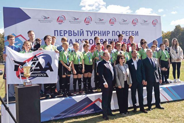 Победителями Кубка Андрея Варичева стали железногорские команды.