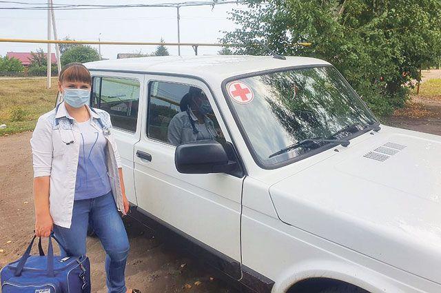 Кирсановские медики получили новый санитарный транспорт.