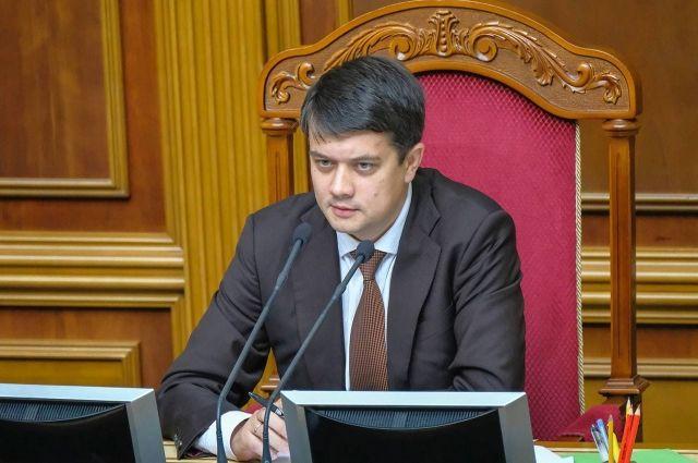 Мятежный спикер: почему и как могут отправить в отставку главу парламента