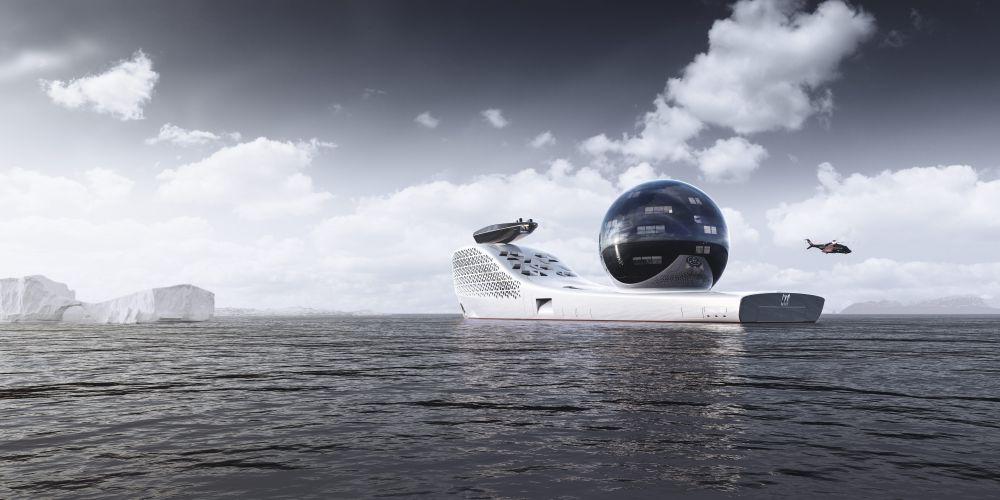 А спонсировать их исследования по задумке будут богатейшие люди планеты — специально для них на супер-яхте построят 20 ВИП-кают