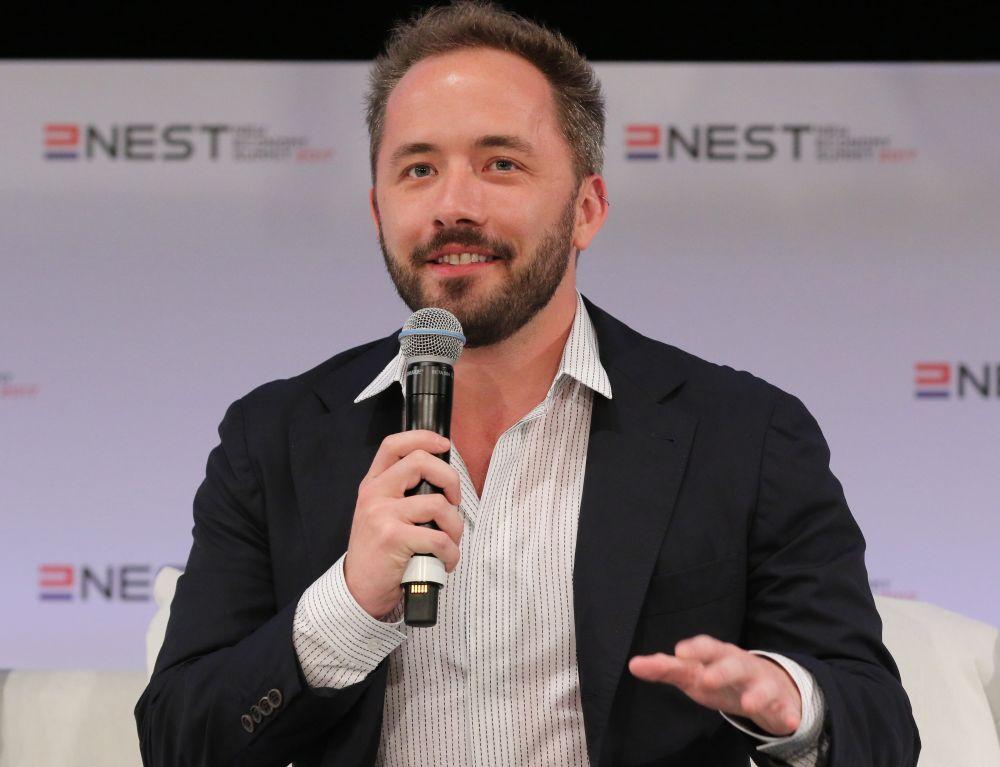 Генеральный директор и сооснователь Dropbox Дрю Хьюстон, 38 лет. Его состояние оценивают в 1,63 миллиардов долларов