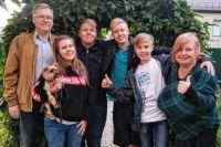 Большая и дружная семья — это поддержка и счастье.