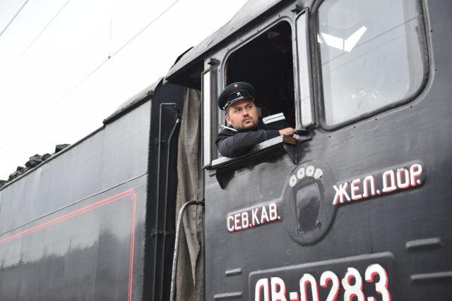 Ретро-поезда уже курсируют на Северном Кавказе.