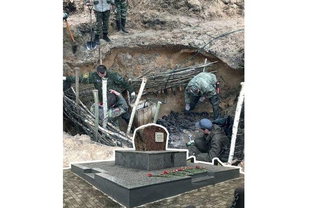 Именно благодаря этому памятнику «Жертвам фашизма» выяснилось, что в Брянске в войну находился один из самых крупных в СССР нацистских лагерей.