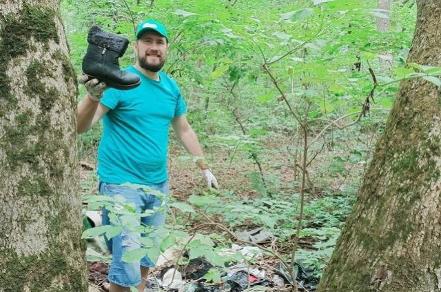 Вячеслав Маркин: «Пора уже музей мусора открывать»