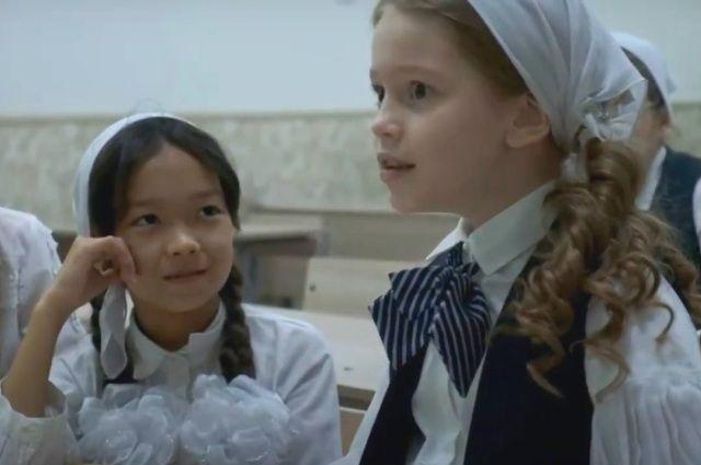 Таисия Скоморохова оказалась милой и доброй девочкой.