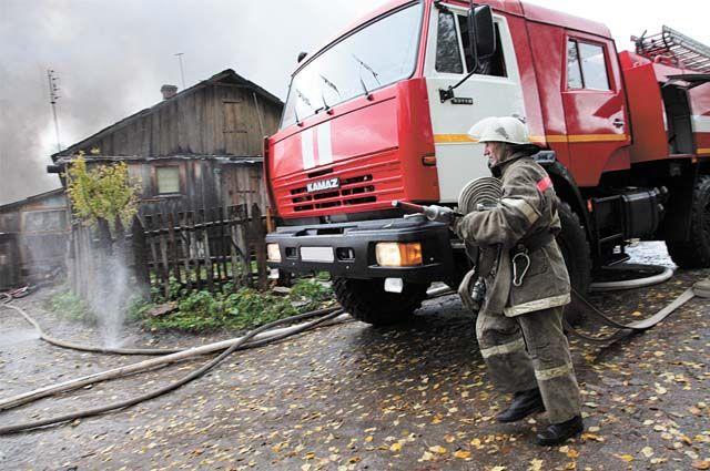 С начала года по 30 сентября в крае жертвами пожаров стали 19 детей.