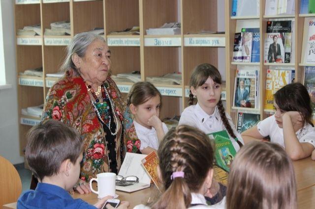 Дети тянутся к учителям, которые по-настоящему любят свое ремесло