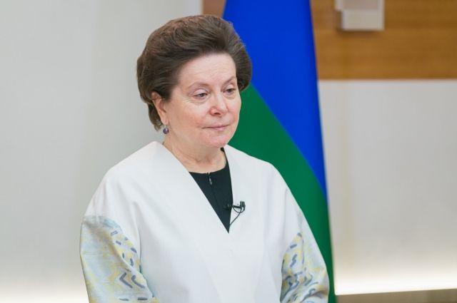 Наталья Комарова провела рабочую встречу с Андреем Трубецким