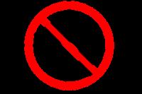 На участке установят новые дорожные знаки: «Движение прямо и направо».