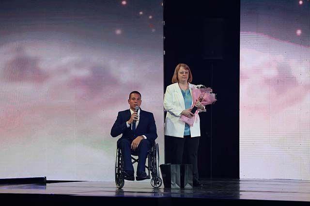 В номинации «Преодоление» Роман Жданов и Елена Соколова стали лауреатами вместе.