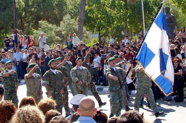 В своём решении греки были единодушны.