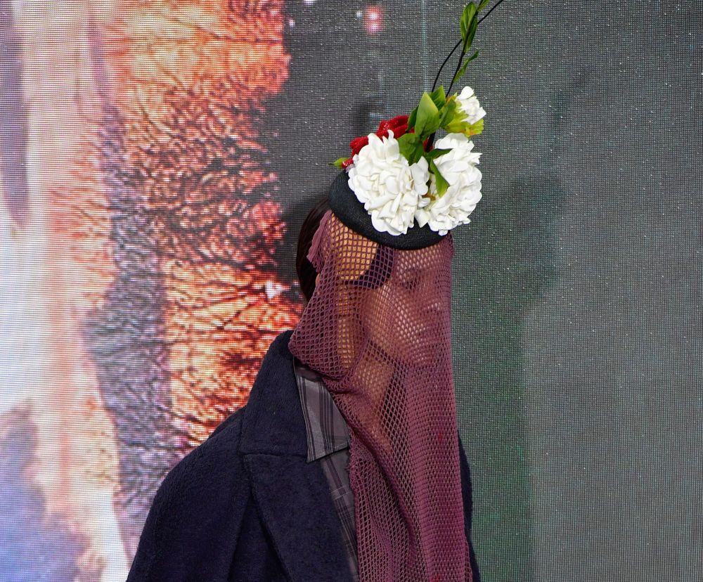 Показ коллекции Vivienne Westwood на Неделе моды в Париже