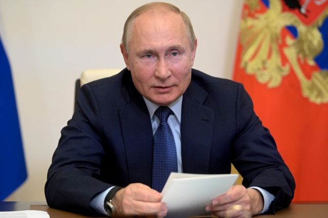 Путин и Эрдоган обсудили отношения между РФ и Турцией