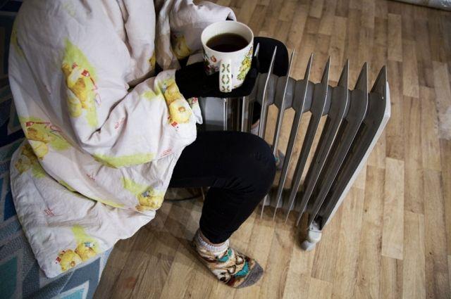 В квартире требуется соблюдение температурного диапазона в 18-25 градусов.