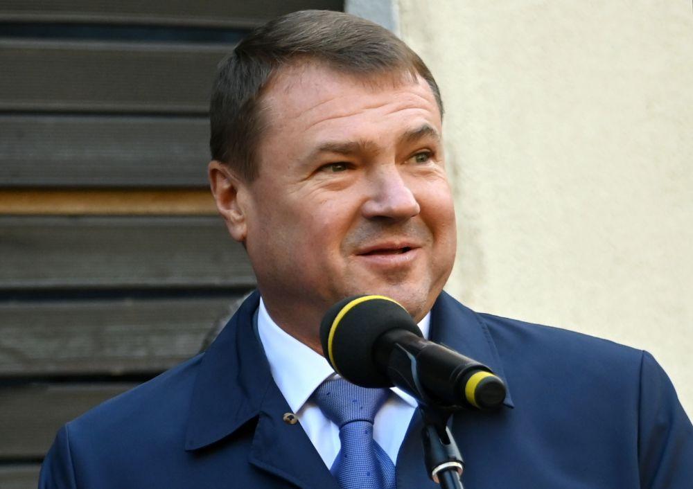 Директор Росгосцирка Сергей Беляков