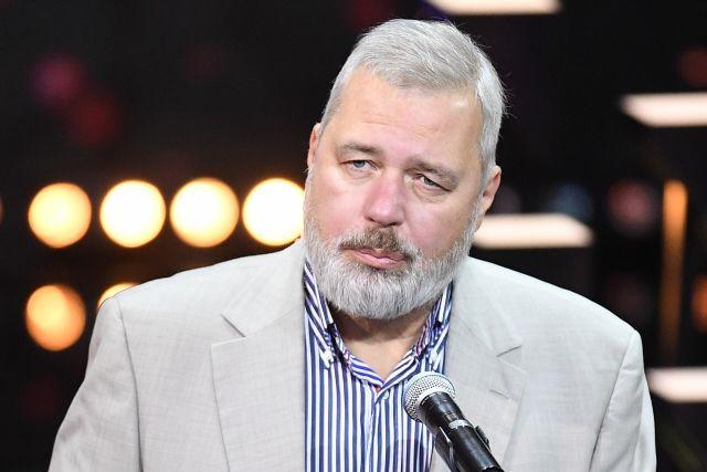 Главный редактор Новой газеты Дмитрий Муратов.