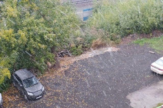Синоптики рассказали о прогнозе погоды на понедельник в республике